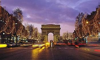 Центр Парижа закроют для автомобильного движения