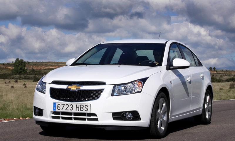 ФАС запретила GM продавать автомобили «олимпийского» цвета
