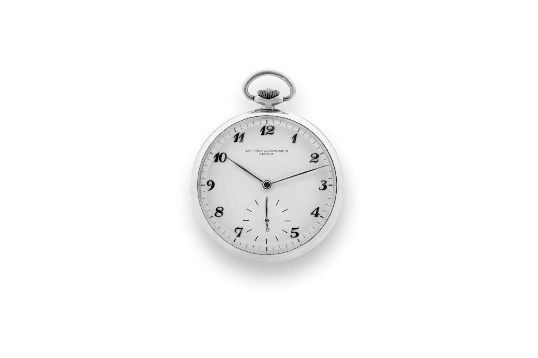Карманные часы из алюминия Vacheron Constantin, 1951 год