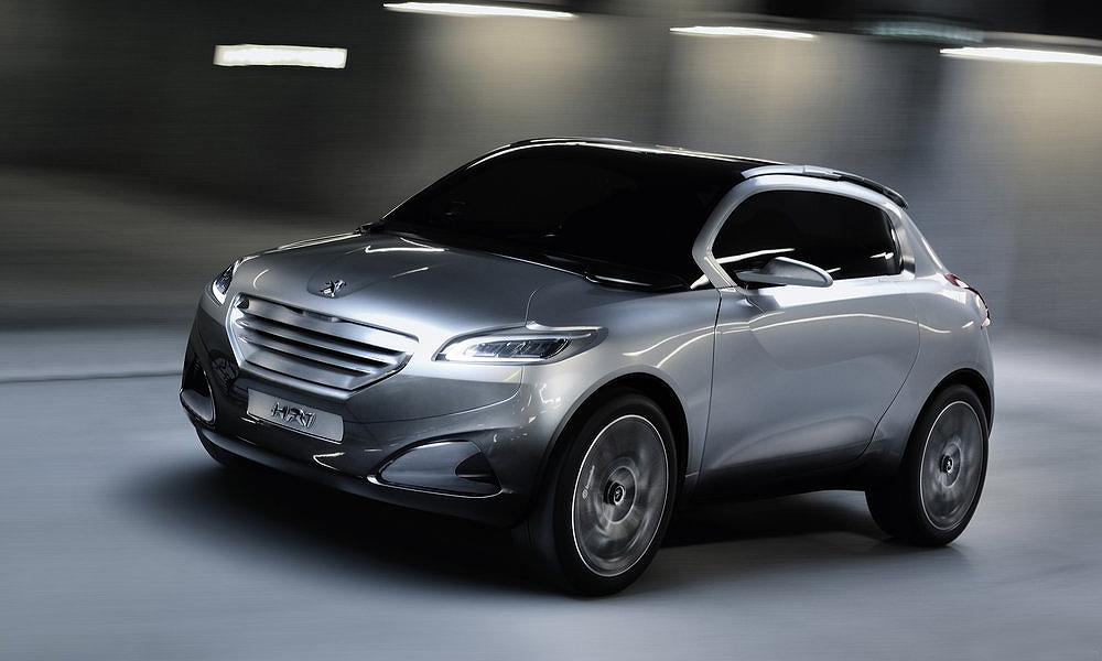Кроссовер-лилипут Peugeot: от 560 тысяч, не считая пошлины