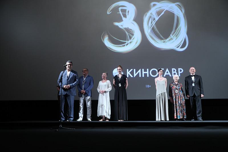 Команда фильма «Керосин»