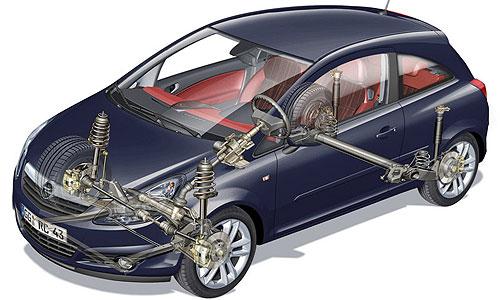 General Motors разрабатывает новую платформу Gamma