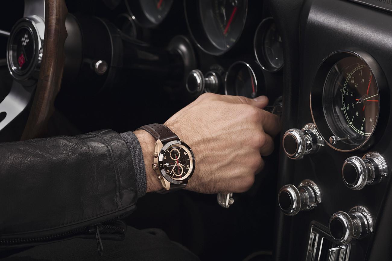 Часы Montblanc TimeWalker Chronograph Automatic, Montblanc