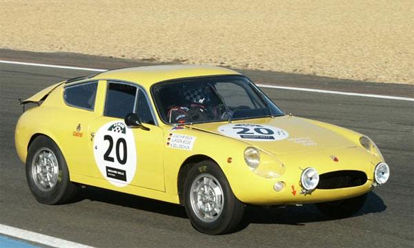 Fiat Abarth Simca 1300
