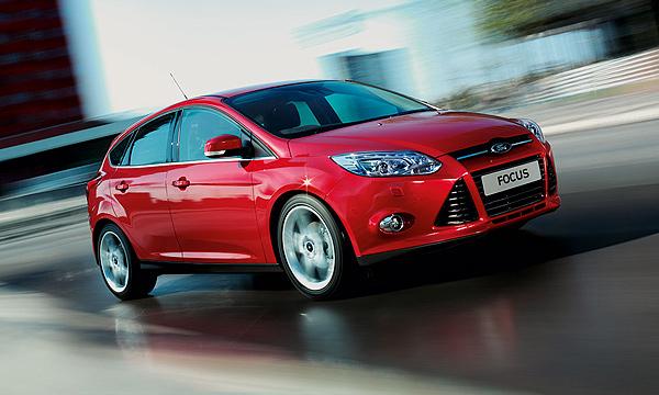 Ford Focus установил мировой рекорд продаж