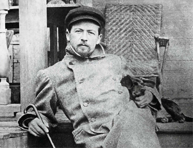 А.П. Чехов и Бром Исаевич