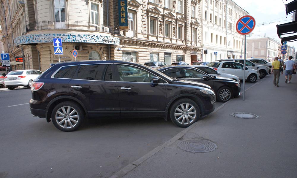 ГИБДД не будет заниматься нарушителями правил парковки