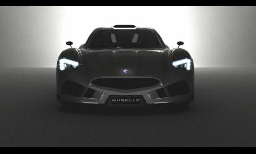 Faralli & Mazzanti выпустят новый суперкар Mugello уже в 2012 году