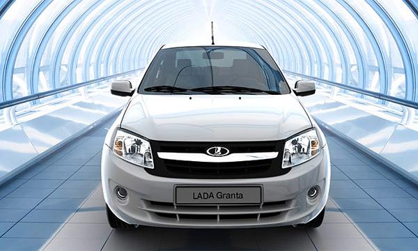 Lada Granta хэтчбек оснастят навигацией и парктроником