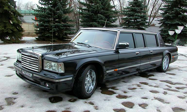 Президентский лимузин ЗИЛ выставили на продажу