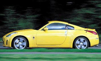 Первые слухи о Nissan 450Z