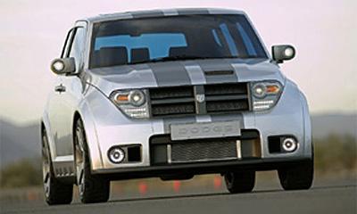 Dodge Hornet предназначен для Европы