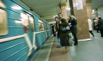 В московском метро не будут бороться с падениями пассажиров на рельсы