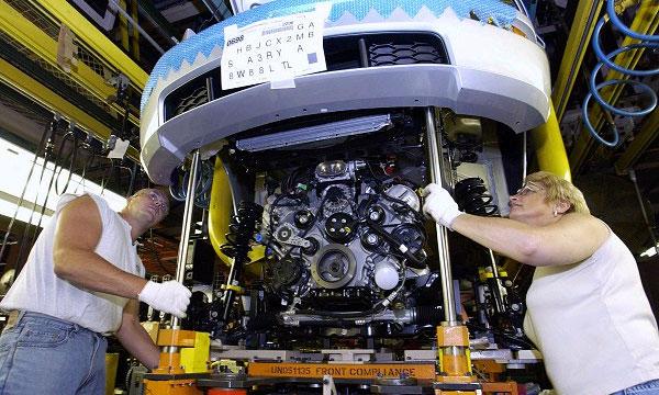 Ford ликвидирует два завода в США