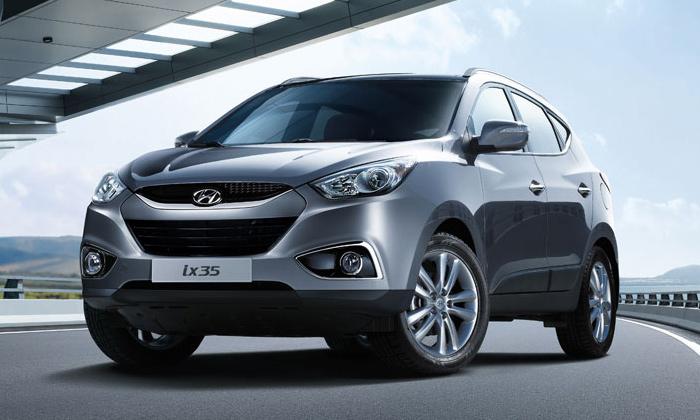 Hyundai ix35 подорожал в 2013 году