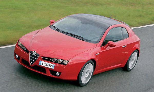 Alfa Romeo вернулась в Россию