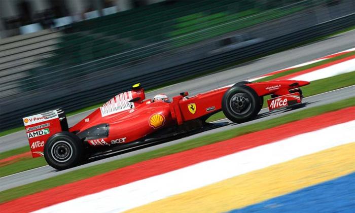 В Москве пройдут гонки Формулы-1
