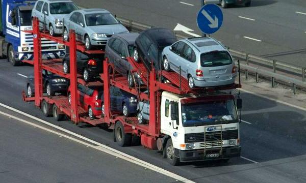 Экспорт автомобилей из России вырос на 38,4%