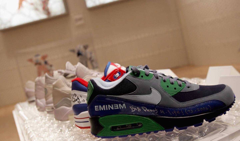 Лимитированные кроссовки Nike
