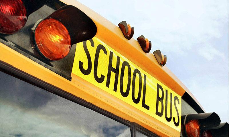 В Брянской обл. школьный автобус врезался в УАЗ