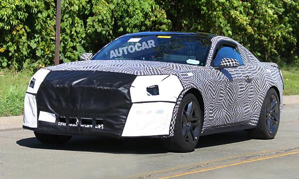 Ford Mustang после рестайлинга получит 10-ступенчатый «автомат»
