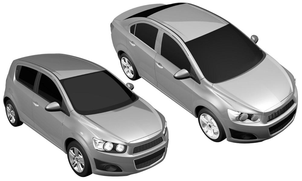GM готовит новое поколение Chevrolet Aveo