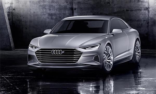 Компания Audi показала новый концепт Prologue