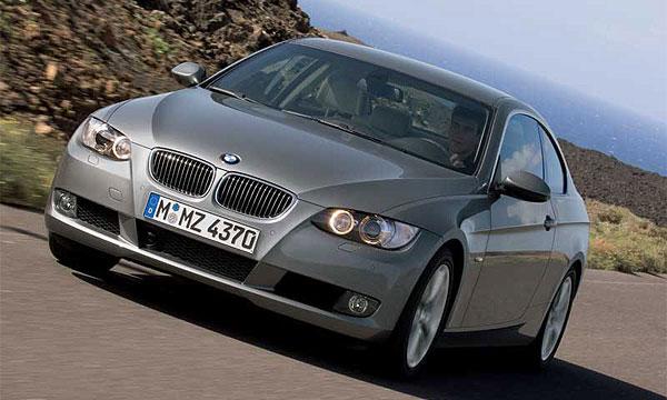 В России начинаются продажи нового купе BMW 3 серии