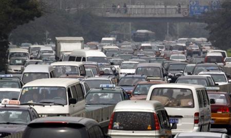 «Яндекс.Пробки» оценивает загруженность дорог в воскресенье в 2 балла