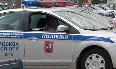 ГИБДД подтвердила факт ДТП с машиной В. Кирьянова
