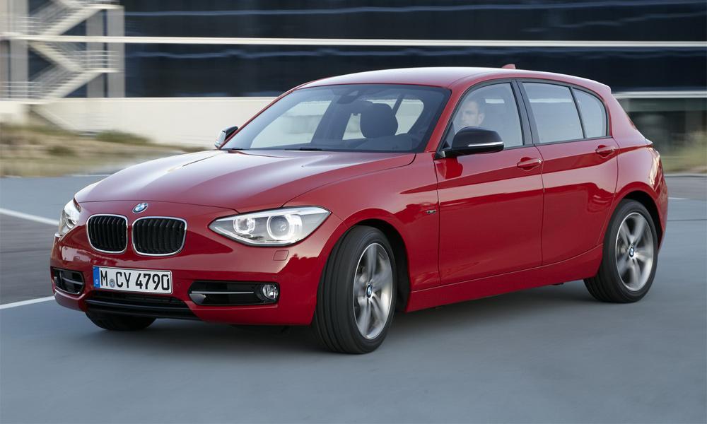 BMW анонсировала самую медленную «копейку»