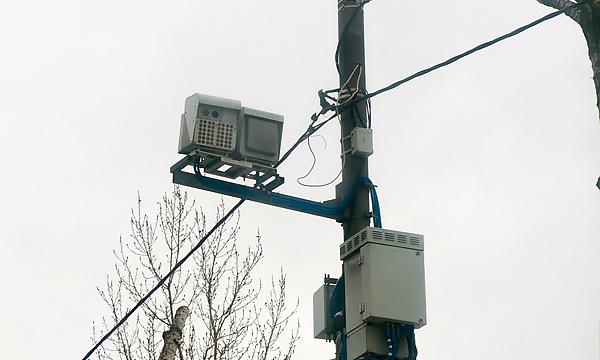 Дорожная камера в Орле зафиксировала у автомобиля сверхзвуковую скорость
