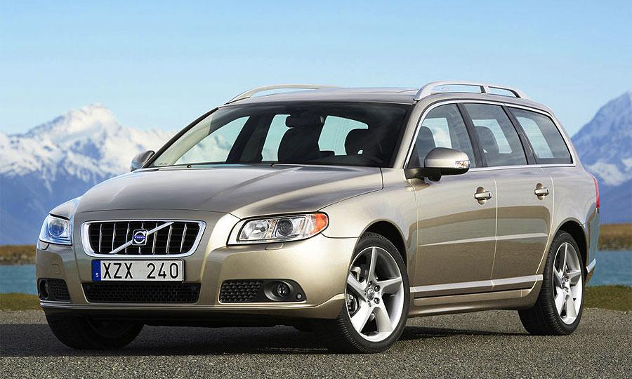 Chery может стать новым владельцем Volvo