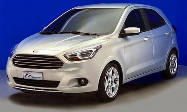 Новый Ford Ka: смена курса