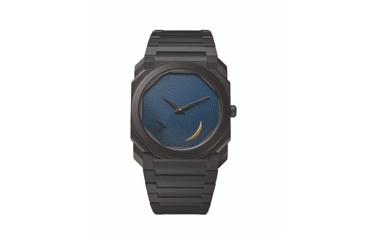 Часы Octo Finissimo Tadao Ando,Bvlgari