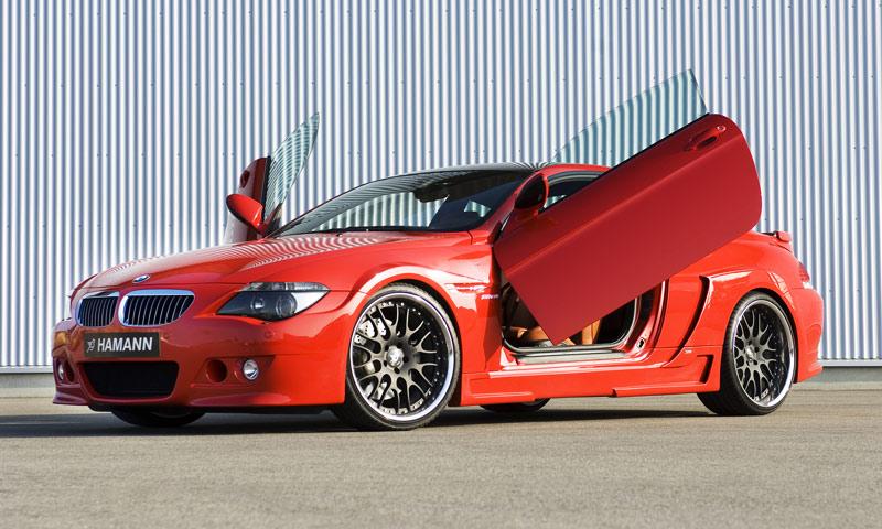 Hamann сэкономил на резине для BMW M6