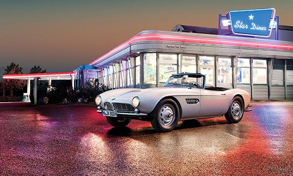 Shelby Cobra и родстер Элвиса. Какие автомобили получили вторую жизнь