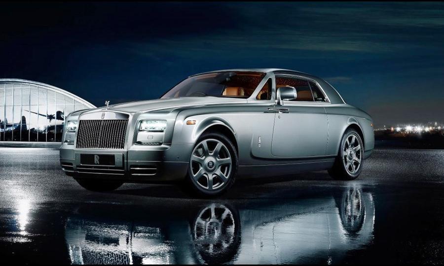 Rolls-Royce Phantom Aviator Edition
