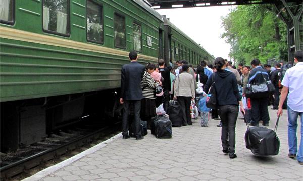 Мигрантов будут депортировать за повторное нарушение ПДД