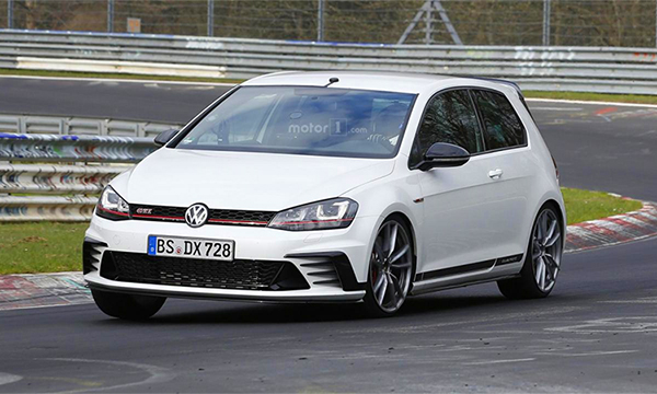 Volkswagen Golf GTI получит 310-сильный мотор