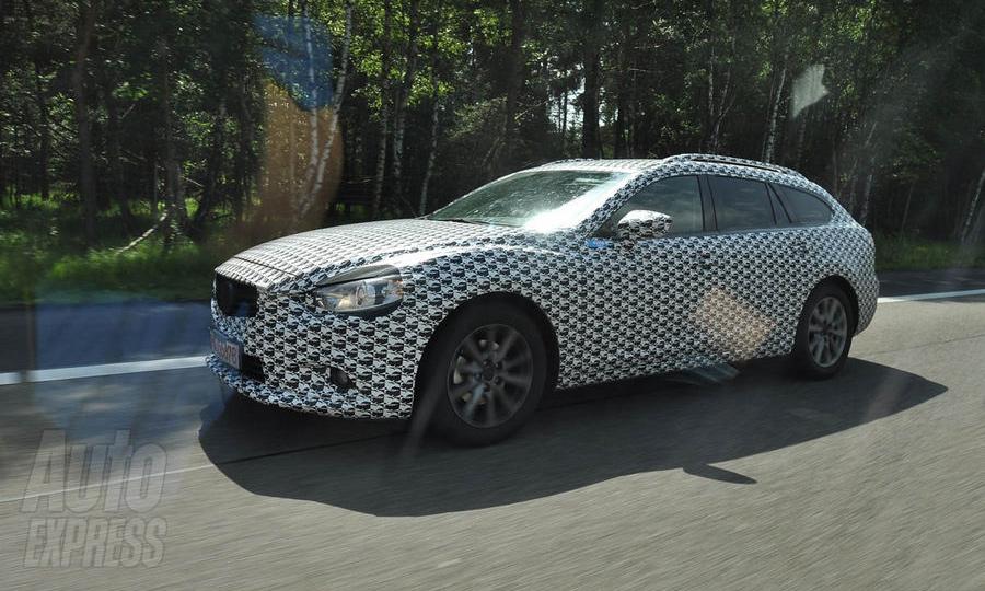 Новая Mazda 6 будет похожа на концепт Takeri