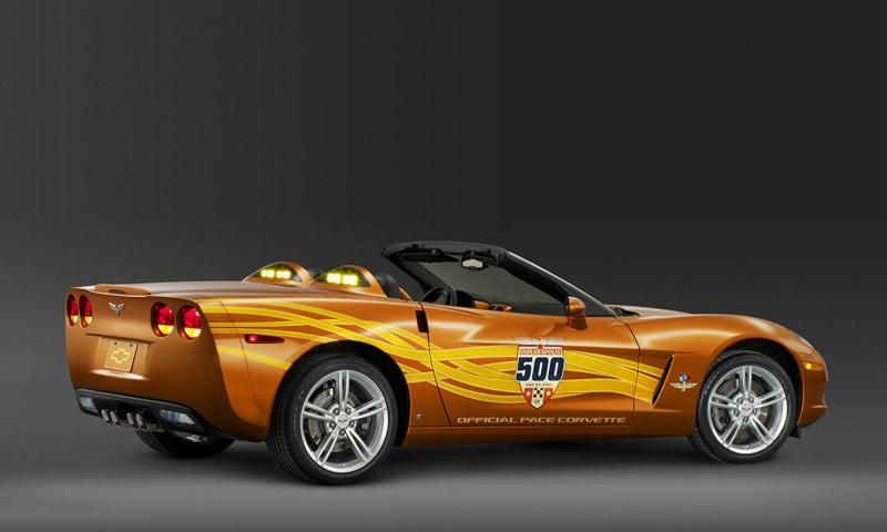 Chevrolet Corvette Convertible Indianapolis 500 Pace Car