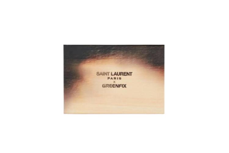 Воск для серфинга, коллаборация Saint Laurent X Greenfix