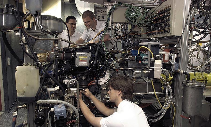 Mercedes-Benz разработал сверхэкономичный двигатель