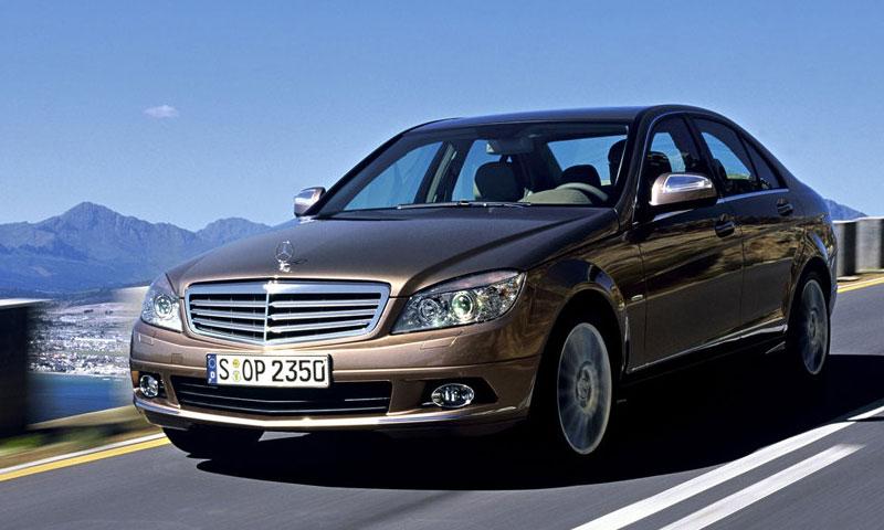 Автомобили Mercedes-Benz имеют самую высокую остаточную стоимость