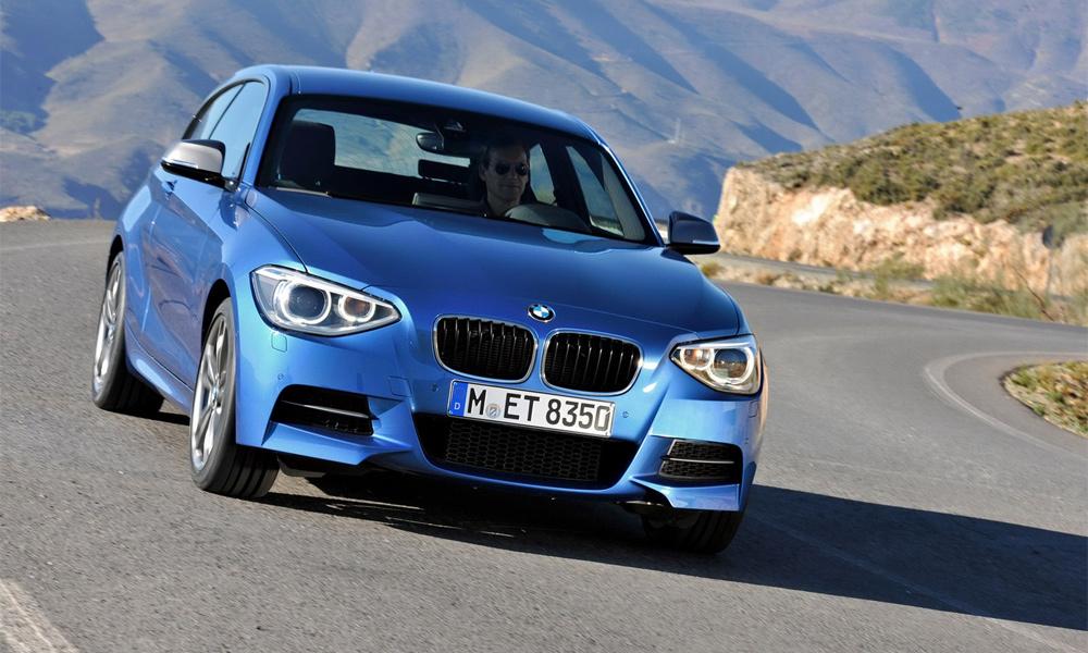 «Копейка», которая дороже рубля: новая BMW M135i