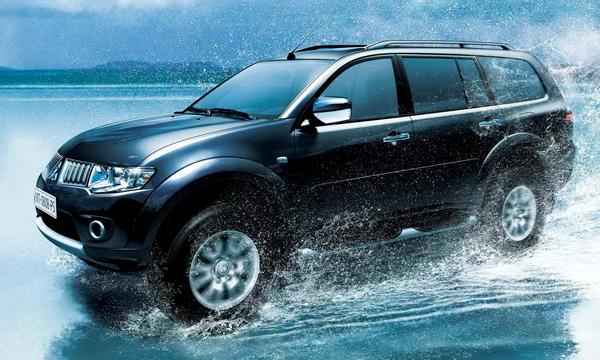 Mitsubishi начнет производство Pajero Sport в Калуге