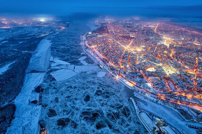 Явор Мичев, «Холодная зимняя ночь»