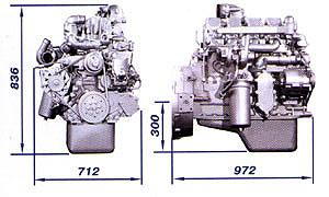 В России создан первый двигатель стандарта Евро-4