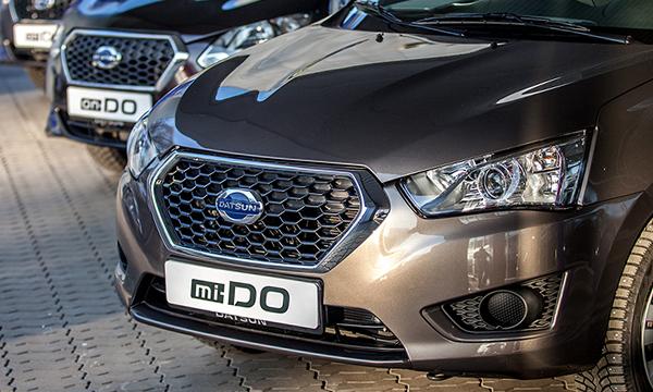 Автомобили Datsun подорожали на 30 000 рублей